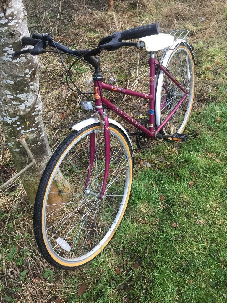 Raleigh Pioneer 5 speed town bike £30.00