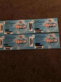 Fusion Festival weekend tickets