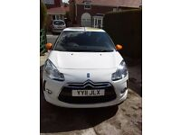 Limited edition Orla Kiely DS3 in very good condition,low milage...2011....mot April 2018