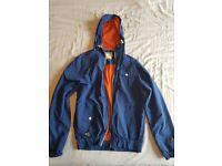 Mens Small - Light Shower Resistant Jacket - Blue