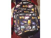 Hot tuna backpack