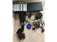 PlayStation 2 17 games singstar and buzz
