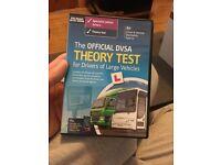 Lgv lorry test cd 2016