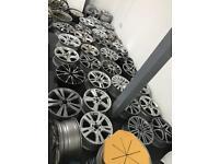 Audi bmw Vw Mercedes alloys wheels genuine