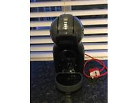 Dolce Gusto Coffee Machine with 36 pod capacity spiral pod stand and 26 pods