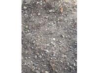 soil plus concrete for filling