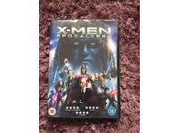 X men Apocalypse Dvd