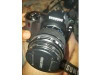 Samsung GX-1L Digital Camera 6.1 MP SLR + 18-55 mm Zoom Lens