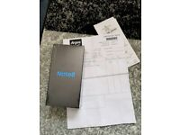 Samsung galaxy Note 8 unlocked sealed with receipt Midnight black not an iPhone or LG this samsung