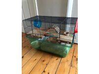 Large Gerbil / Hamster cage