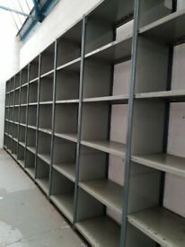 DEXION impex industrial shelving 3.2 meters high AS NEW!( storage , pallet racking )