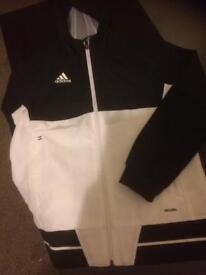 Adidas Tiro jacket age 11-12 yrs