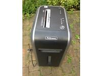 Heavy duty office paper shredder Fellowes 99Ci