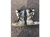 Mx motocross boots