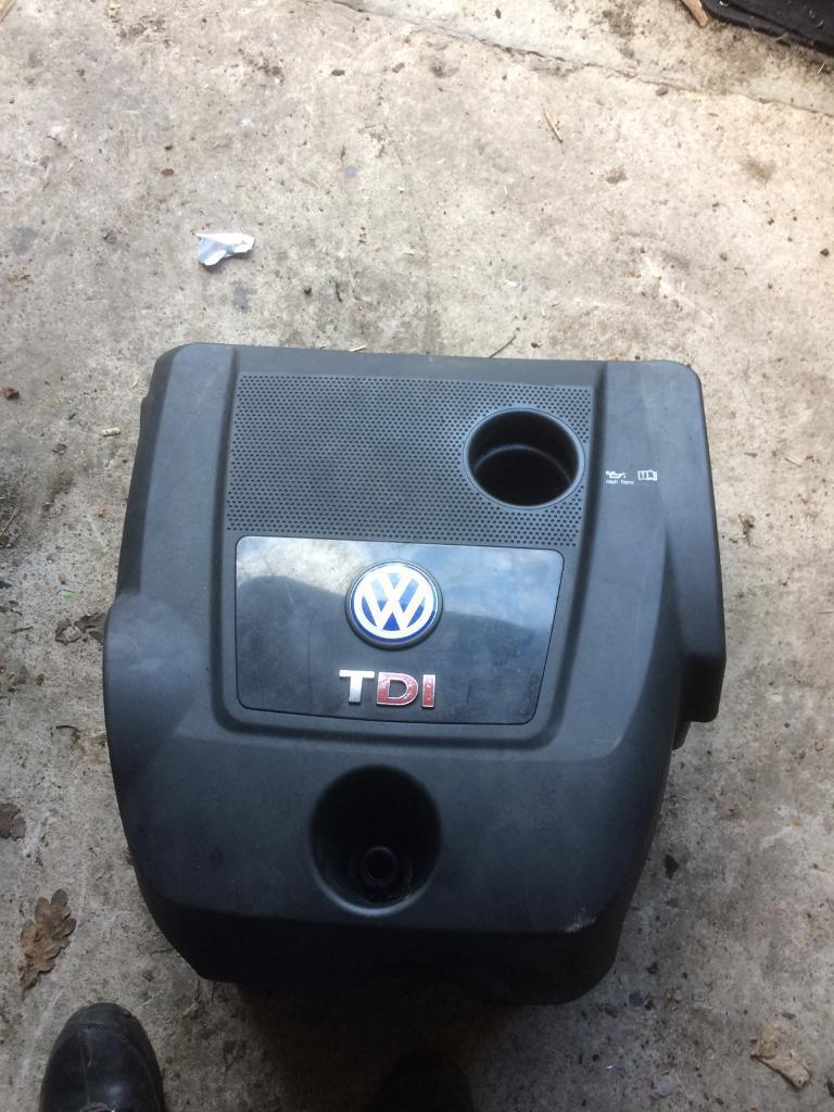 Volkswagen Golf mk4 asz pd 130 engine cover
