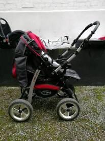 Baby merc junior stroller