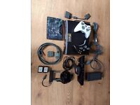 XBOX 360 ELITE CONSOLE PLUS ACCESSORIES