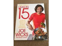 Joe Wicks lean in 15 cook book