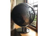 Large Deluxe World Globe