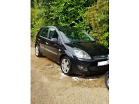 2007 ford fiesta 1.4 face lift model