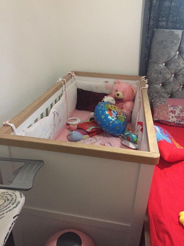 Mothercare Lulworth 3 Piece Nursery