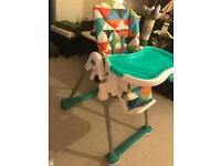 Baby highchair , feeding seat COSATTO