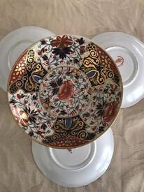 Crown derby plate