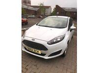 Ford, FIESTA, Hatchback, 2012, Manual, 1242 (cc), 3 doors