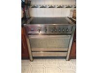 Smeg freestanding cooker/oven