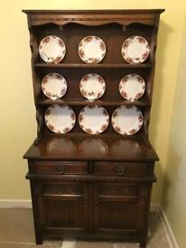 Wood Bros Vintage Old Charm Dresser sensible offers considered