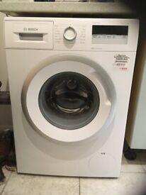 2 year old washing machine
