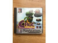PlayStation 1 croc game. Ps1