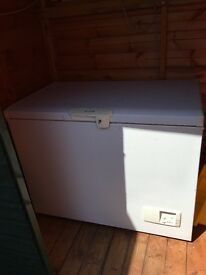 Deep freezer in perfect working order like new