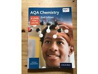 Chemistry aqa AS book