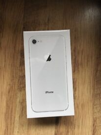 Sealed up iPhone 8 64gb