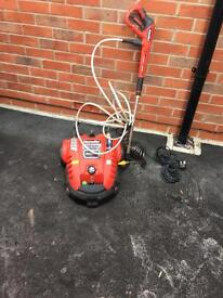 Homelite multifunction power washer / patio cleaner