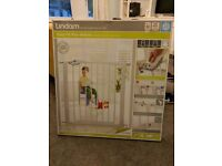 Lindam Easy Fit Plus Deluxe Baby Safety Gate UNUSED