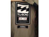 Billabong ladies coat