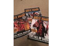 Warhammer Magazines for sale