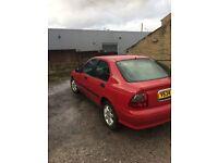 1999 Rover 45 2.0 diesel 81000 miles 12 months mot