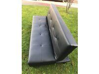 Sofa bed (Black)