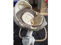Graco sweetpeace rocking chair