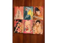 Hanasakeru seishounen 1-6 full set Japanese manga