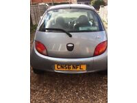 Ford KA manual with 1.3. Low mileage at 45,882 very good condition looking to sell ASAP.