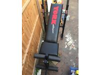 York 6602 weight bench for sale