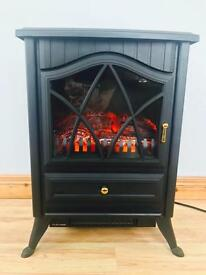 Electric fire stove