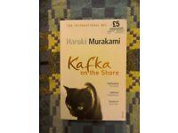 Kafka On The Shore by Haruki Murakami. Good condition.