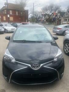 2015 Toyota Yaris LE in mint condition