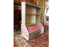 Children's Bookcase & Bedroom / Nursery Chairs