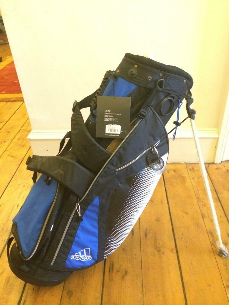 b0ac529d86 Adidas Clutch 2.0 stand bag. Brand new with tags.